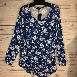 Lane Bryant  Long Sleeve Blouse Size 18/20 NWT